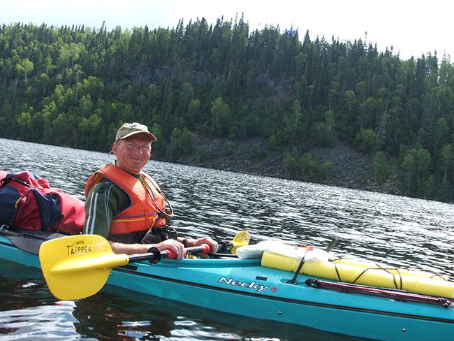 Paddling Ontario Waters