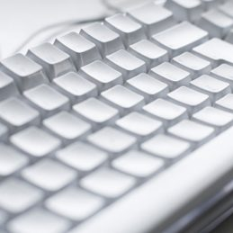 2. Clean Your Computer Keyboard