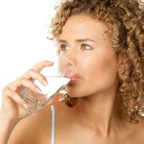 2. Drink Plenty of Water