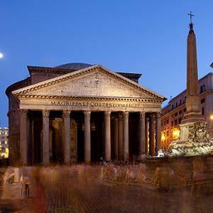 3. Visit  The Pantheon