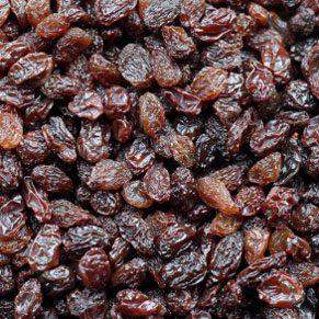 Soften Rock-Hard Raisins