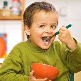 1. Breakfast on Schooldays