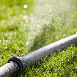 2. Repair a Leaky Garden Hose