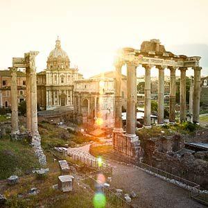 1. Visit The Roman Forum