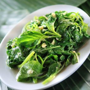 3. Eat Your Greens