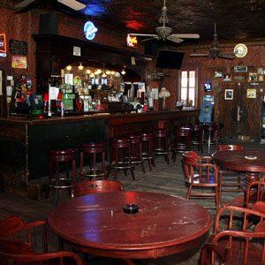 3. The Pioneer Saloon