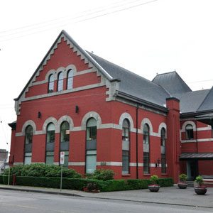 Site of B.C.'s First Public Library