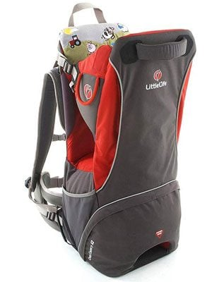 3. LittleLife Cross Country S2 Child Carrier