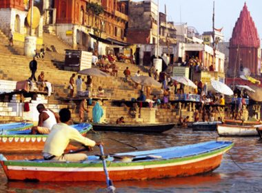 Varanasi Parikrama, India