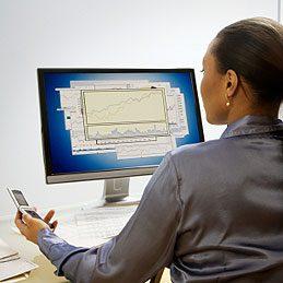 Q: Should pregnant women work at computers?