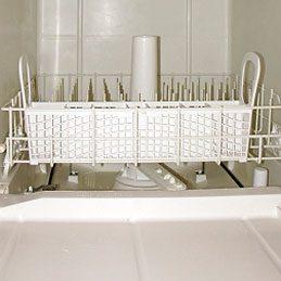 Use as a dishwasher basket