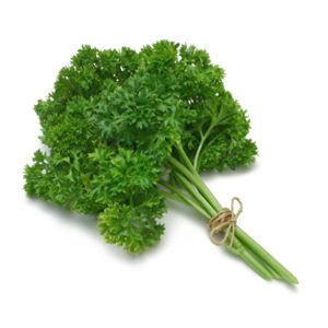 Spread Parsley Over the Bruise