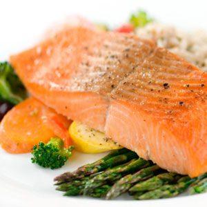 10. Salmon