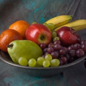 2. Fill Up a Fruit Bowl