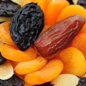 3. Get Your Fruits Dried