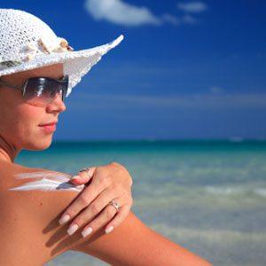 Wear Sunblock