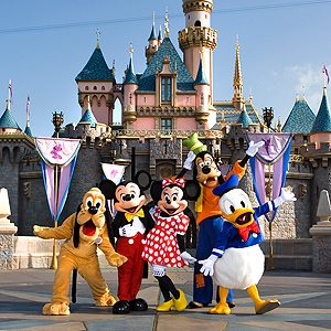 1. Disneyland