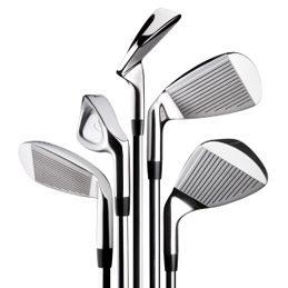 4. Buff Up Golf Clubs