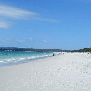 4. Hyams Beach - New South Wales, Australia