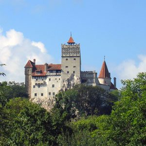 4. Bran Castle, Bran, Romania