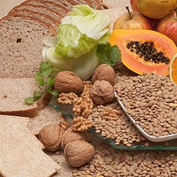 Wipe Out Fatigue by Snacking on Fibre