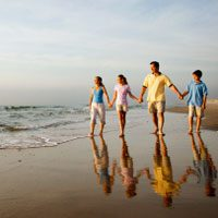 3. Vacation in Low-Allergen Areas