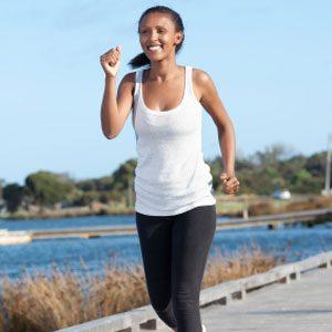 Walk Faster Nearer the Start of Your Walk