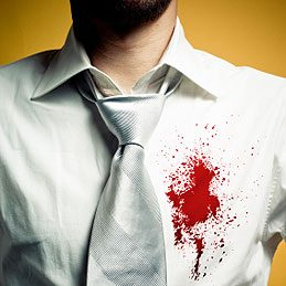 4. Remove Fresh Bloodstains From Fabric