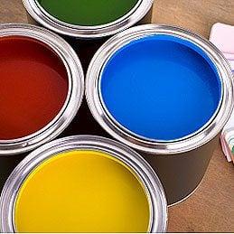 4. Catch Paint Drip