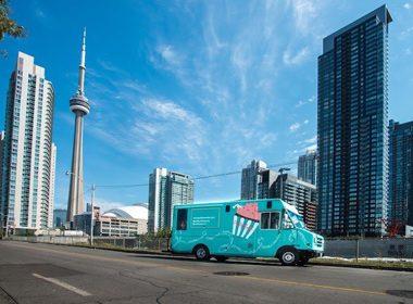 Toronto, ON - Pretty Sweet Mobile Cupcakery