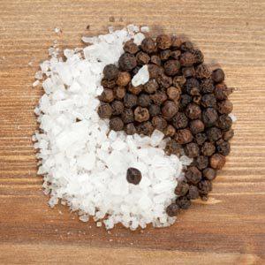 2. Prevent Salt and Pepper Spills