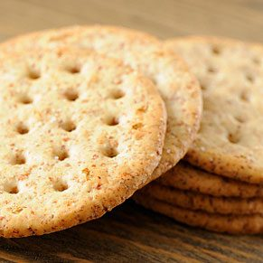 Crunch on Crackers