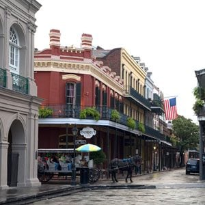 5. French Quarter, New Orleans, Louisiana