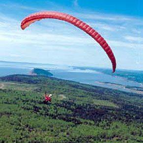 4. Paragliding and Hang Gliding