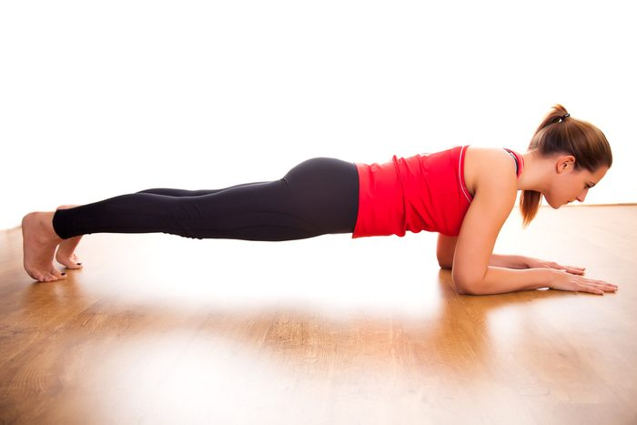 Step 5: Plank