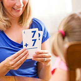 5. Frisbee Flash Cards