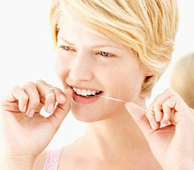 60-Second Health Check: Focus on Your Dental Floss