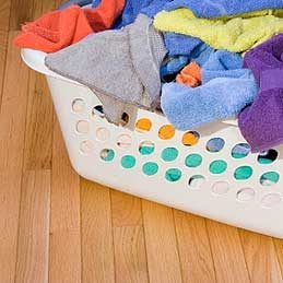 2. Clean Laundry