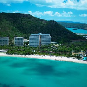 6. For Luxe Living by the Great Barrier Reef: Hamilton Island, Australia