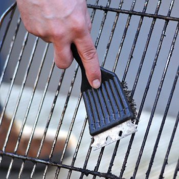 Maintain Your Grill