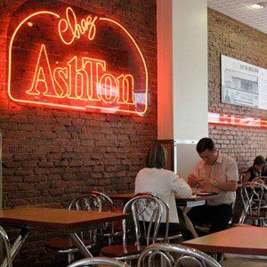 6. Chez Ashton, 25 locations in the Quebec City area