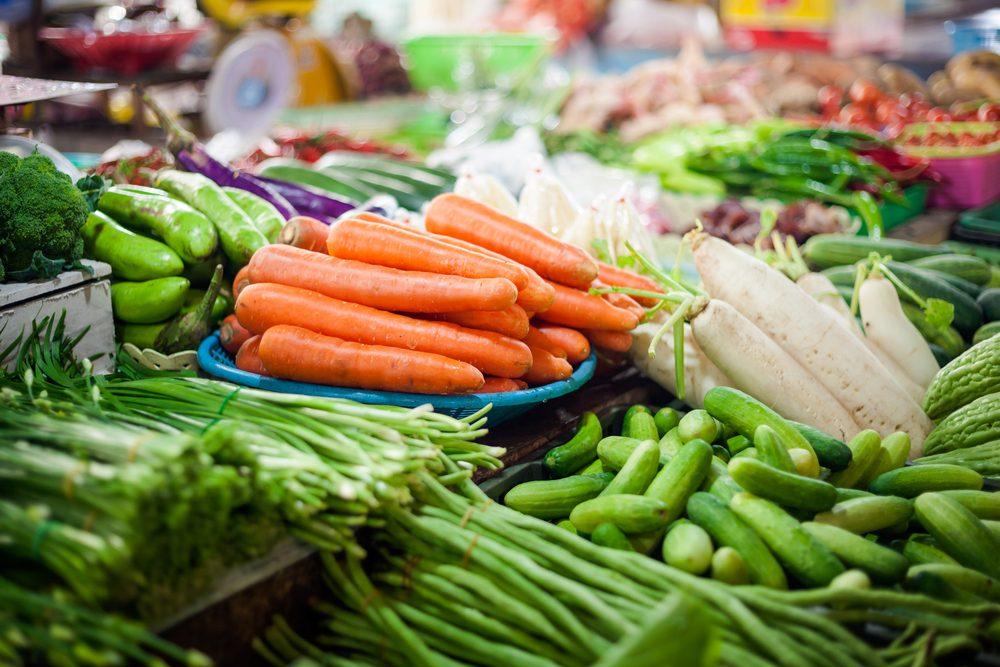 Consider Going Organic