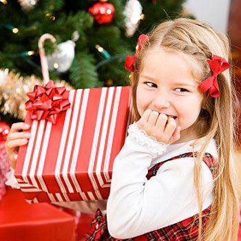 8. Avoid Regifting Around Children