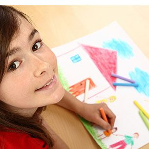 Protect Children's Artwork