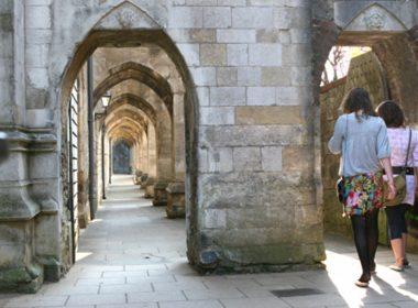Pilgrims' Way, England