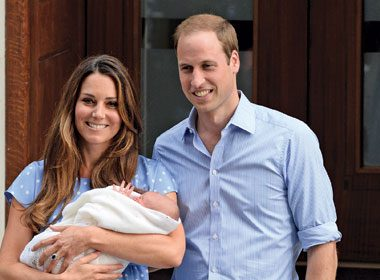 The Birth of the Royal Baby