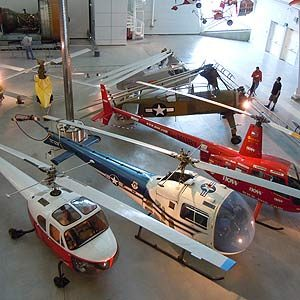 4. National Air and Space Museum