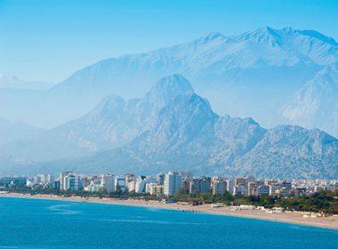 4. Antalya, Turkey