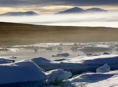 Arctic Kingdom Adrift at Sea