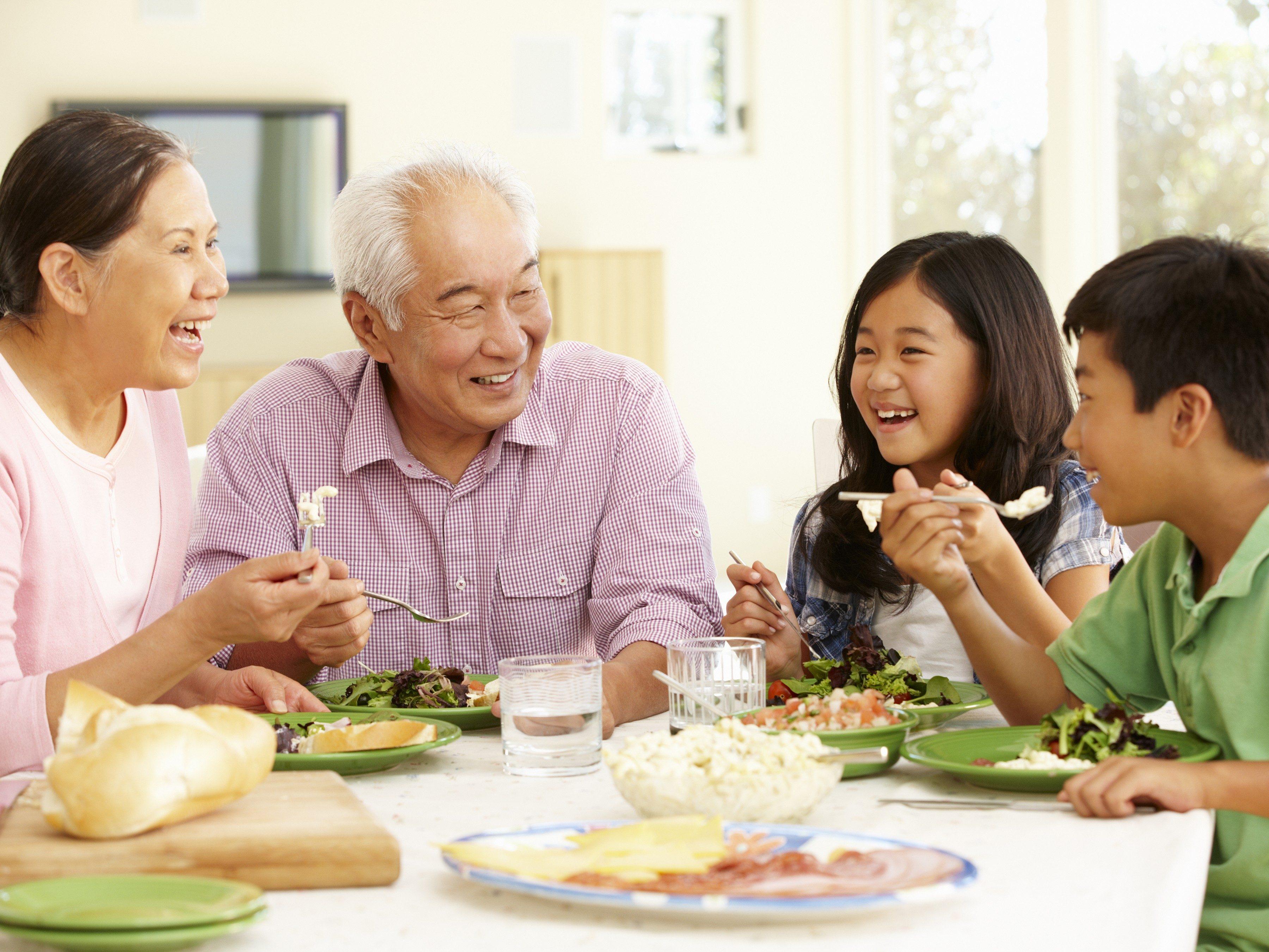 1. Respect your grandchild's routine